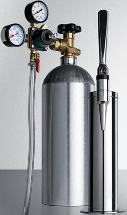 KitNCF Cold Coffee Brew Single Tap for Converting Beer Dispenser to Nitro-Infused Coffee