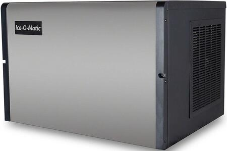 ICE0406HA Modular Half Cube Ice Machine with Air Condensing Unit  Superior Construction  Cuber Evaporator  Harvest Assist & Filter-Free Air in Stainless Steel