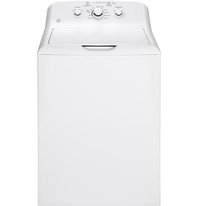 GTW330ASKWW 27 Top Load Washer With 3.8 cu. ft. Capacity  Deep Rinse  Stainless Steel Basket  And Rotary Electronic Controls: