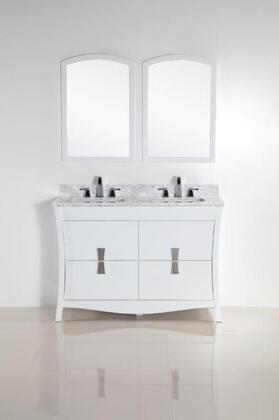 500701 Collection 50070148DWCSET 2 PC Vanity Set with 48