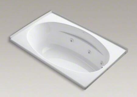 K-1139-R-96 Biscuit 60x36 Right Drain