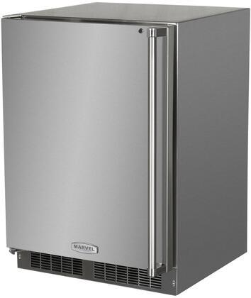 Marvel MO24RFS2LS Refrigerator and Freezer