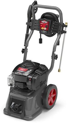 020683 Gas Pressure Washer with 2800 Max PSI  2.1 Max GPM  Detergent Injection System  All-Steel Base and Easy Start Pump in