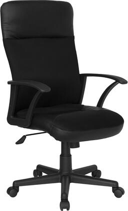 Click here for CP-A142A01-GG High Back Black Leather / Mesh Combi... prices