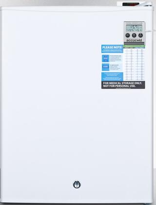 FS30L7MEDDT 19 inch  Medical  Commercially Approved Compact Freezer with 1.8 cu. ft. Capacity  Factory Installed Lock  NIST Calibrated Temperature Display