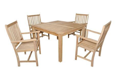 SET-61 5-Piece Dining Set with 47
