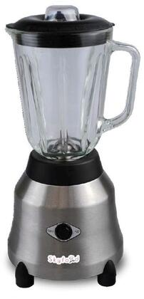 LV-1.5 48 oz. Blender with 18 000 RPM  1-Peak Horsepower  Stainless Steel Blade and Glass