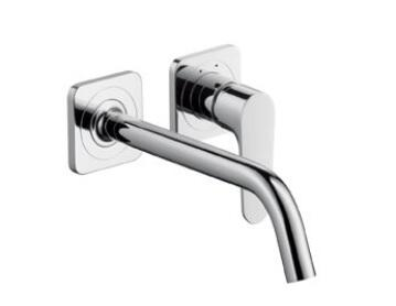 34116821 Citterio M Wall Mounted Single - Handle