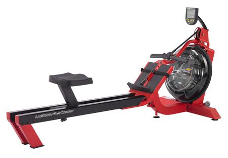 S6 Series Laguna Edition LAGUNA Fluid Rower with 16 Variable Fluid Resistance Levels  Patented Twin Tank Design  Interactive Performance Monitor and Ergonomic