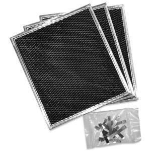 W10412939 Replacement Charcoal Filters (For Non-Vented Installations