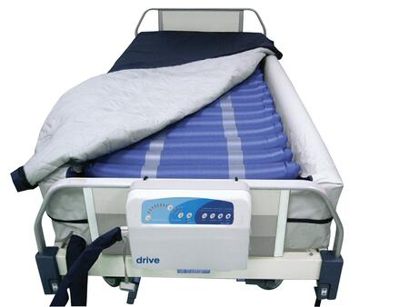 14029dp Med Aire Plus Defined Perimeter Low Air Loss Mattress Replacement System  With Low Pressure Alarm