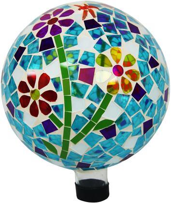 GRS650 Flowers Patterm Mosaic Gazing