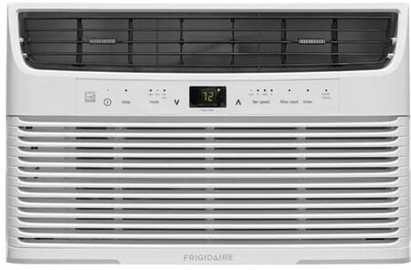 FFRE0533U1 Energy Star Rated Window Air Conditioner with 5 000 BTU Cooling Capacity  Programmable Timer  Effortless Temperature Control  Remote