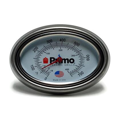 PR200033 Thermometer with Bezel and Sleeve for Oval XL
