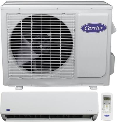 Comfort Series Ductless Mini Split Single Zone System with 38MFQ0121 Outdoor Unit (12K Cooling and Heating) and 40MFQ0121 Indoor Unit  in 722408