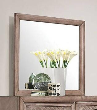 Ireton Collection 26034 39 inch  x 35 inch  Mirror in