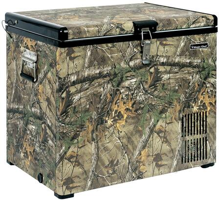 Magic Chef MCL40PFRT 1.4 cu. ft. Portable Freezer in Realtree Xtra, Camouflage