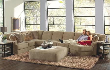 Malibu Collection 3239-62-30-96-2668-44/2693-44/2694-44 188 inch  3-Piece Sectional with Left Arm Facing Section with Corner  Armless Sofa and Right Arm Facing