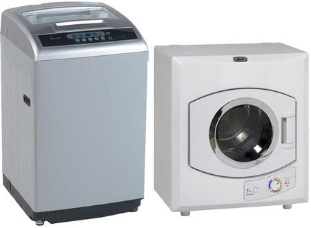 Compact Laundry Pair with TLW21D2P 22