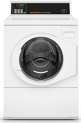"""SFNNYRSP115TW01 27"""""""" Energy Star Qualified Commercial Front Load Washer with 1200 RPM  3.42 cu. ft. Capacity  3 Wash Cycles  and Quantum Gold Controls  in"""" 951166"""