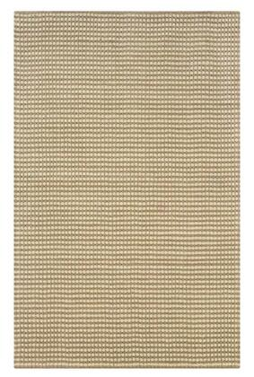 Plapl101100040508 Platoon Pl1011-5 X 8 Hand-loomed New Zealand Wool Blend Rug In Beige  Rectangle