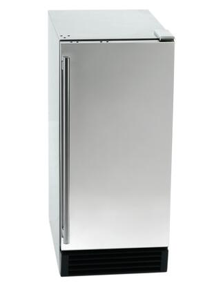 FS-55IM Built-In Under Counter Ice Maker  44 lbs. Ice Production Per Day  25 lbs. Ice Storage  R134a Refrigerant  Energy Star Approved  in Stainless