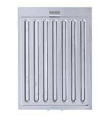 WS-48BF Stainless Steel Stainless Steel Baffle Filter Upgrade for Windster WS-48 Series Under Cabinet Range Hoods - Single