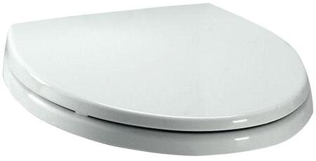 SS114#01 SoftClose Elongated Toilet Seat in Cotton