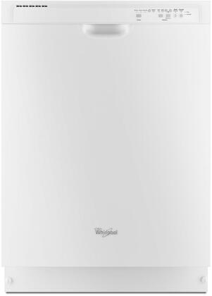 "Whirlpool 24"" Built-In Dishwasher White WDF540PADW"