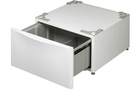 WDP4W 27 Laundry Pedestal Plus Storage Drawer in