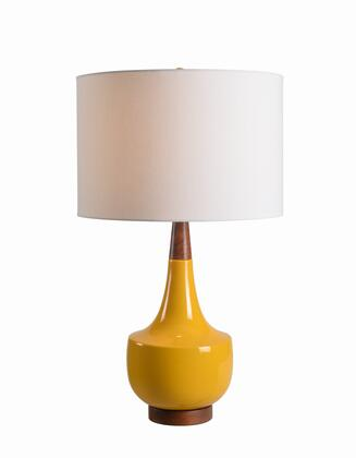 Tessa 33181YLW Table Lamp with 3-Way Socket Switch  15