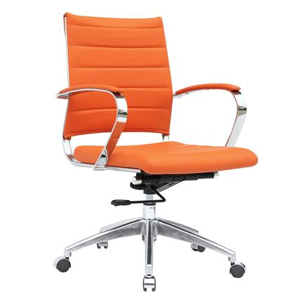 FMI10077-orange Sopada Conference Office Chair Mid Back