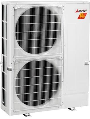Mitsubishi MXZ4C36NAHZ 36,000 BTU Dual Zone Ductless Split System HYPER HEAT Outdoor Unit Only up to 19.0 SEER Heats Below 0