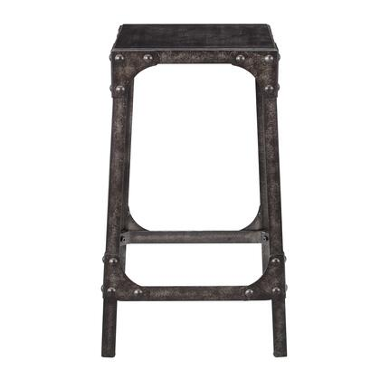 DSD087 Maywood Industrial Gathering Height Stool - Set Of 2 In