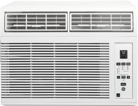 AHM06LY 19 Energy Star Qualified Window Air Conditioner with 6000 BTU Cooling Capacity  3 Fan Speeds  Timer  Remote Control and Auto Restart in