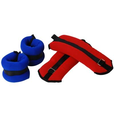 EH-36 Ankle / Wrist Weights 2-3lb Pairs Set in