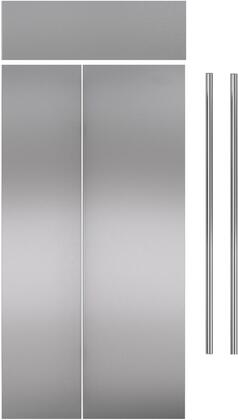 Door Panel for 36 Side-by-Side Refrigerator