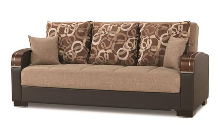 Mobimax Collection MOBIMAX SOFABED BROWN 14-320 87