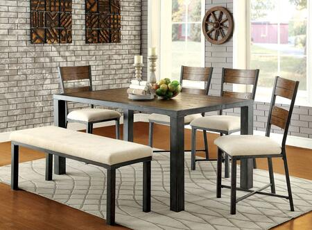 Jazlyn I Collection CM3686T-TABLE 66