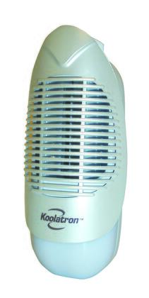 XJ202W-M Air Gold Air Purifier/Deodorizer  with Quiet Operation  Optional Night Light  and