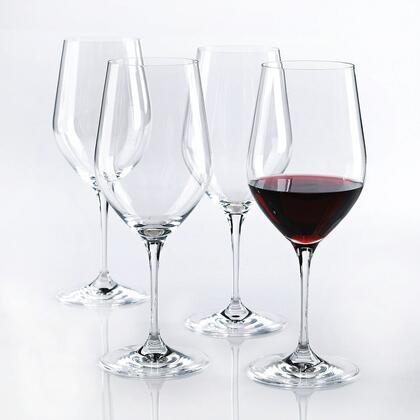 704 02 04 Fusion Classic Cabernet/Merlot Wine Glasses (Set of
