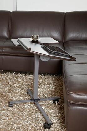 202-ESP Espresso Height Adjustable Mobile Laptop