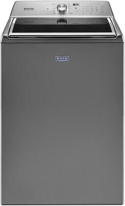Maytag MVWB865GC 5.2 Cu. Ft. Metallic Slate Top Load Washer