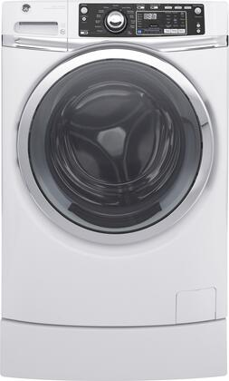 GE GFW490RSKWW 4.9 cu. ft. 28 Inch Front Load Washer