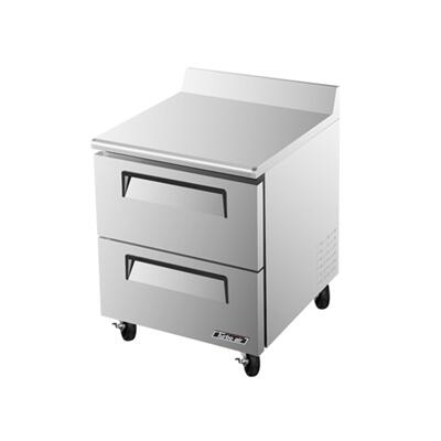 TWF28SDD2 7 cu. ft. Super Deluxe Series Worktop Freezer with Efficient Refrigeration System  Hot Gas Condensate System  High Density PU Insulation and