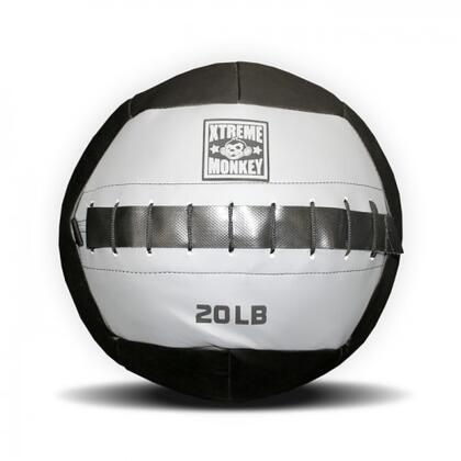 XM-100-WB20 Commercial 20 lbs. Wall Ball with 45 inch  Circumference in