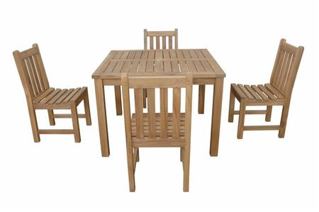 SET-213 5-Piece Dining Set with 42