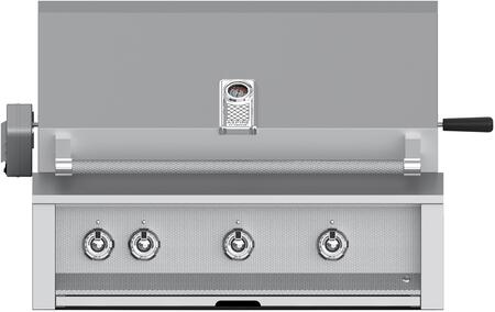 """EMBR36LPSS 36"""""""" Built In Grill with 2 U Burners  1 Sear and Rotisserie in Stainless"""" 770287"""