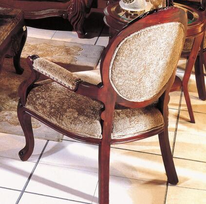 VE1028C Venessa 72 inch  Fabric Chair w/