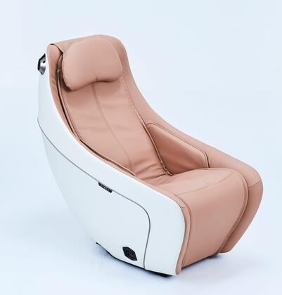 SMR0004-11NA CirC Premium Compact Massage Chair with SL Track  Heat Therapy  Ambient Lighting  Compression Massage and 5 Auto-Courses in
